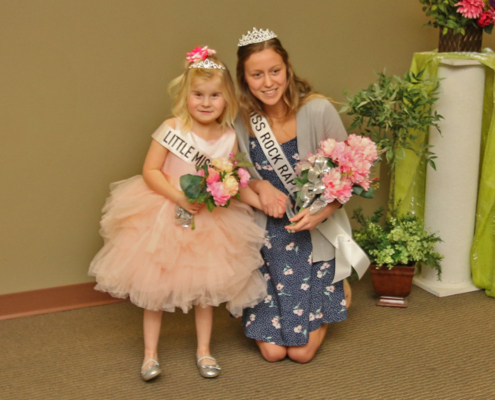 Miss and Little Miss Rock Rapids