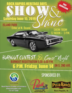 Heritage Days 2019 Car Show