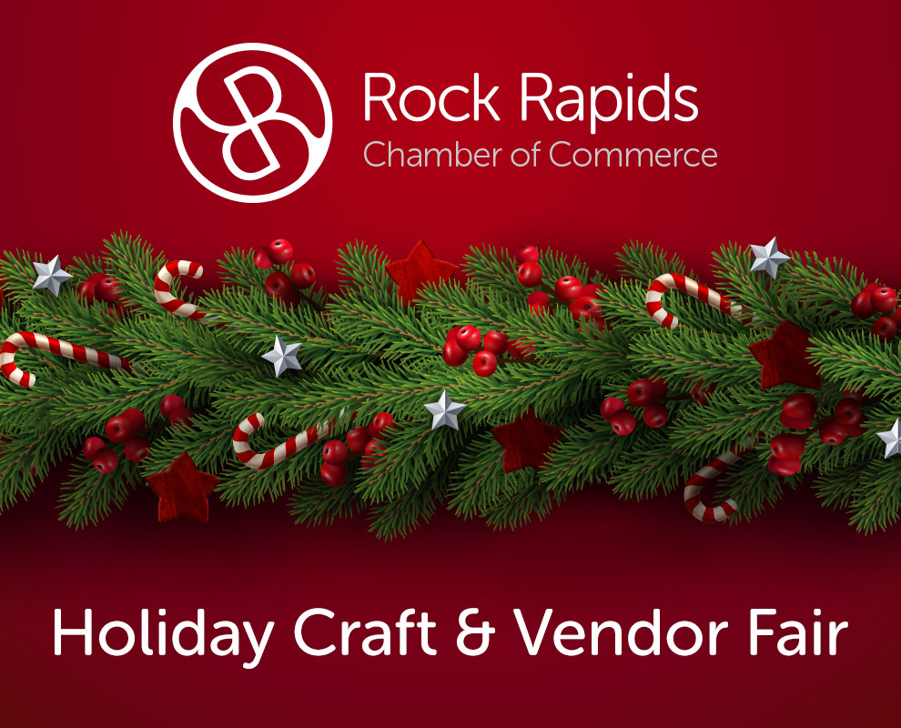 Rock Rapids Craft and Vendor Show