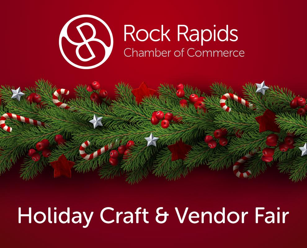Rock Rapids Craft and Vendor Show